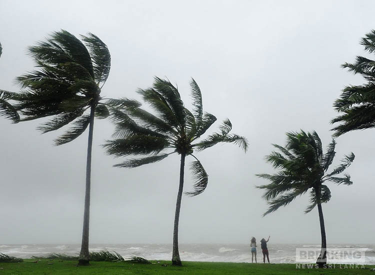 Strong winds are expected in the Northern and North-Central Provinces
