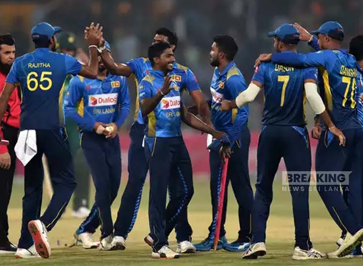 Pakistan vs Sri Lanka 3rd T20 – Sri Lanka won by 13 runs