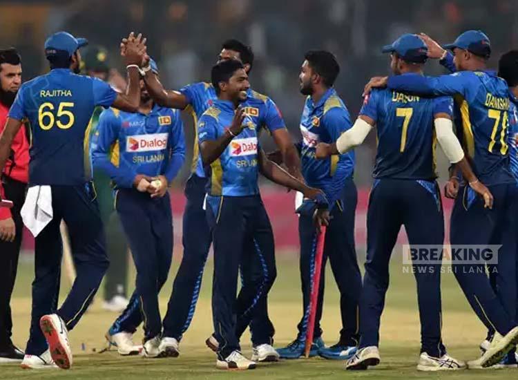 Pakistan vs Sri Lanka 3rd T20 – Sri Lanka won by 13 runs